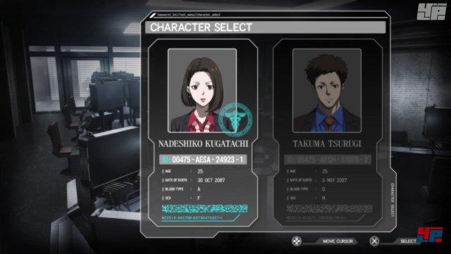 Psycho-Pass: Mandatory Happiness ist hierzulande mit japanischen Originalsprechern sowie englischen Untertiteln erh�ltlich.