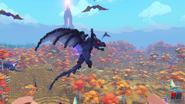 Screenshot - PixARK (PC)