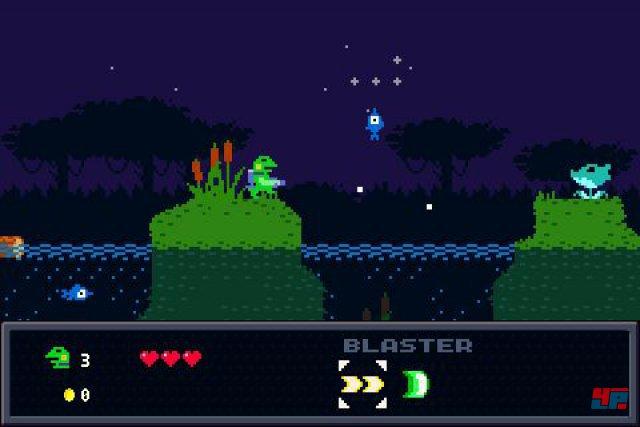 Screenshot - Kero Blaster (PC)