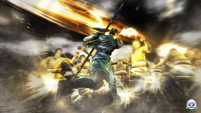 Screenshot - Dynasty Warriors 8 (PlayStation3) 92434067
