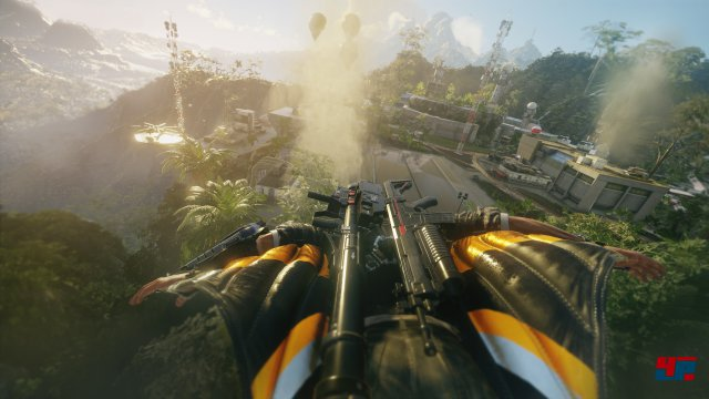 Screenshot - Just Cause 4 (PC)