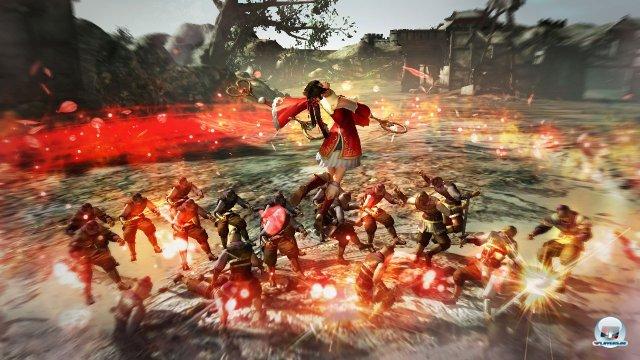 Screenshot - Dynasty Warriors 8 (PlayStation3) 92433797