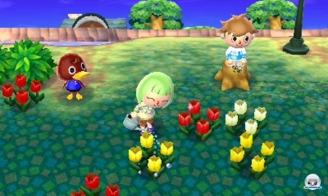 Screenshot - Animal Crossing 3DS (3DS) 2266042