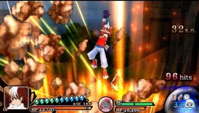 Screenshot - Tales of the Heroes: Twin Brave (PSP) 2295497