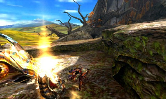 Screenshot - Monster Hunter 4 (3DS) 92399122
