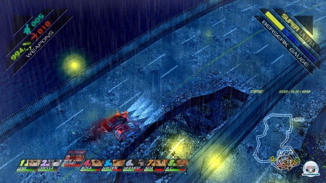 Screenshot - Fuel Overdose (PlayStation3)