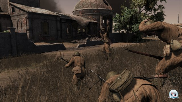 Screenshot - Red Orchestra 2: Heroes of Stalingrad (PC)