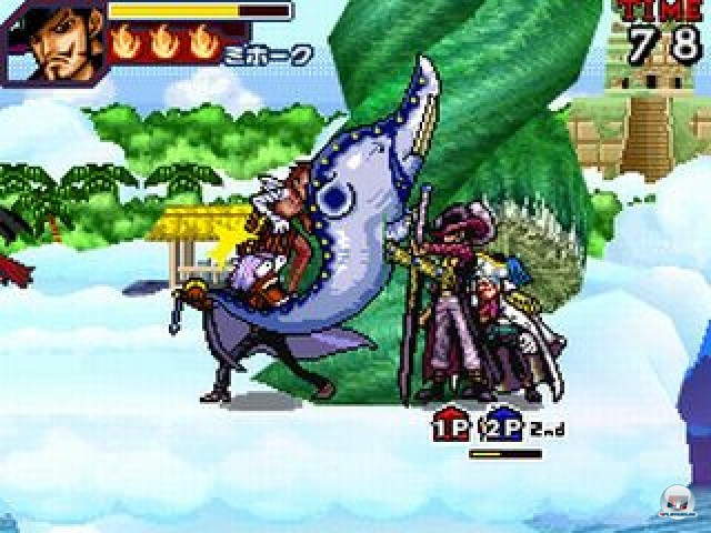 Screenshot - One Piece: Gigant Battle (NDS) 2237518