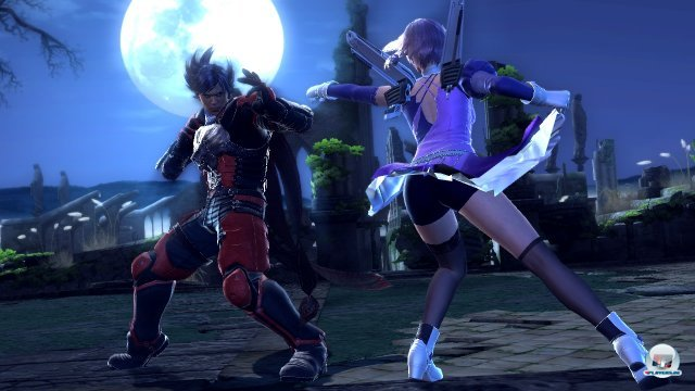 Technisch macht das Spiel auf den ersten Blick im Vergleich zu Tekken 6 keine großen Sprünge, aber gerade im Bereich der Details hat man ordentlich zugelegt.