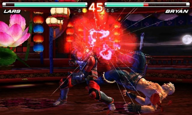 Screenshot - Tekken 3D Prime Edition (3DS) 2281277