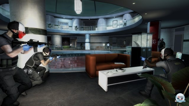 Screenshot - Payday: The Heist (PlayStation3)