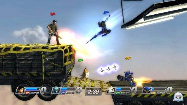Screenshot - PlayStation All-Stars: Battle Royale (PlayStation3) 92425262