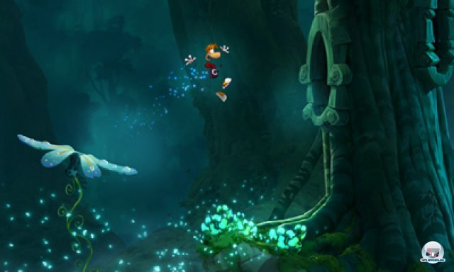 Screenshot - Rayman Origins (3DS) 2367102