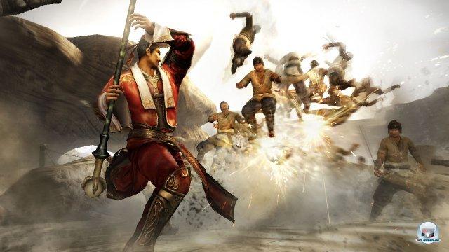 Screenshot - Dynasty Warriors 8 (PlayStation3) 92434207