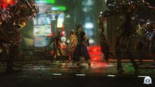 Screenshot - Final Fantasy XIII-2 (PlayStation3) 2280962