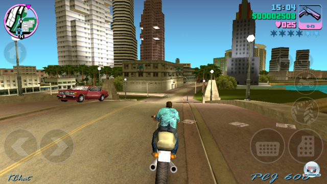 Screenshot - Grand Theft Auto: Vice City (iPhone) 92430687