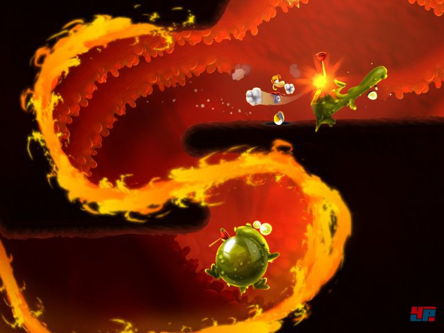 Screenshot - Rayman Fiesta Run (Android)
