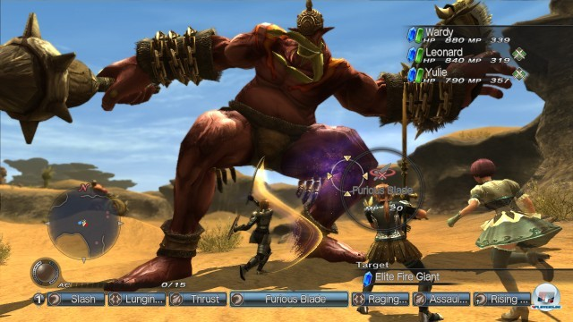 Screenshot - White Knight Chronicles II (PlayStation3) 2226867