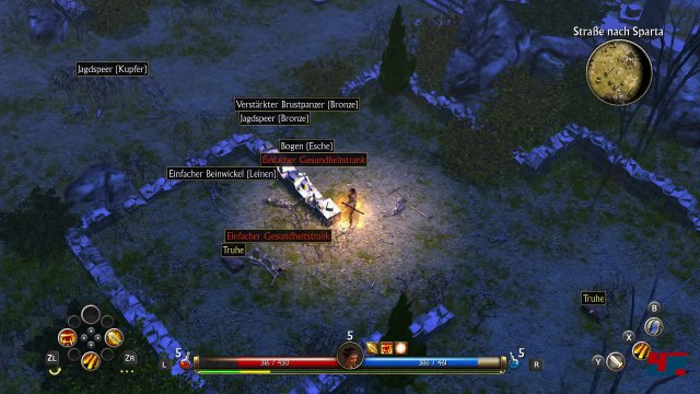 Screenshot - Titan Quest (Switch) 92570899