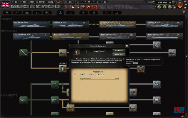 Screenshot - Hearts of Iron 4 (Linux) 92582154