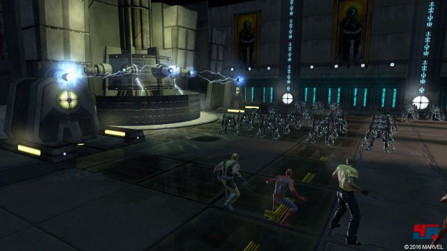 Screenshot - Marvel: Ultimate Alliance 2 (PC)