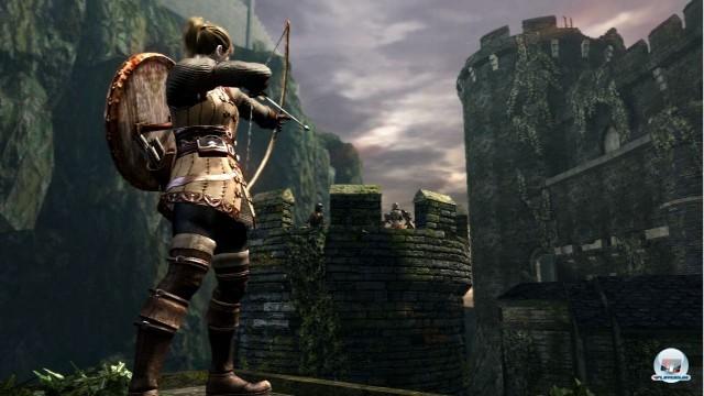 Screenshot - Dark Souls (PlayStation3) 2249687