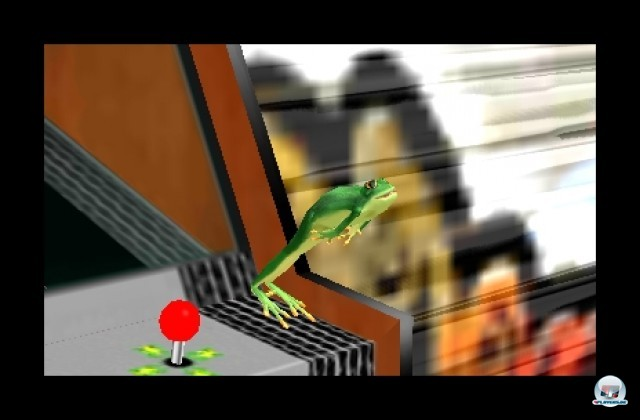 Screenshot - Frogger 3D (3DS) 2252527