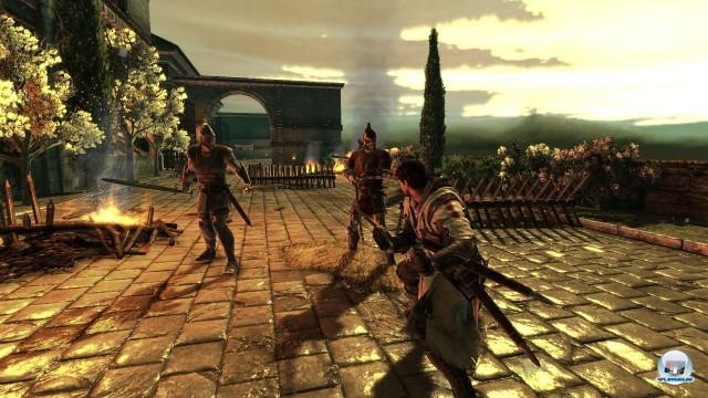 Screenshot - The Cursed Crusade (360) 2216723