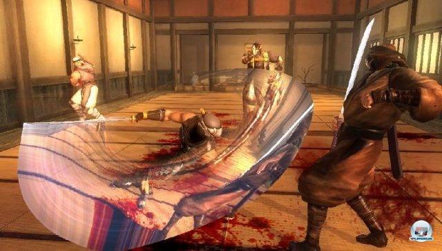 Screenshot - Ninja Gaiden: Sigma (PS_Vita) 2266742