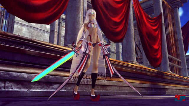 Screenshot - Fate/EXTELLA: The Umbral Star (PS4)