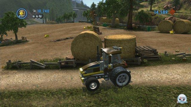 Screenshot - Lego City: Undercover (Wii_U) 92432637