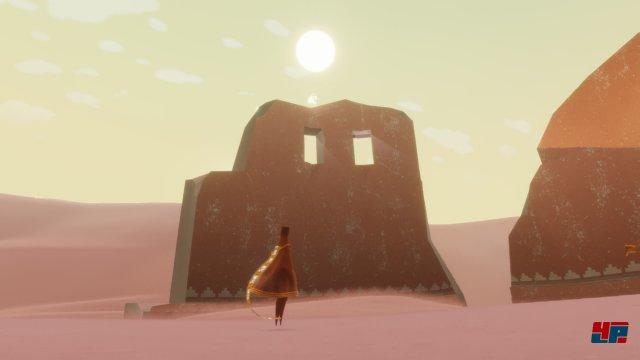 Screenshot - Journey (PlayStation4) 92510127