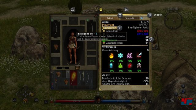 Screenshot - Titan Quest (Switch) 92570910