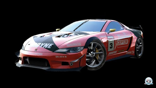 Screenshot - Ridge Racer Vita (PS_Vita) 2287512