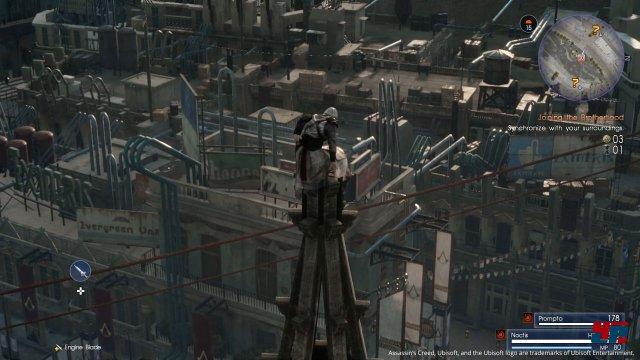 Screenshot - Final Fantasy 15 (PS4) 92551680