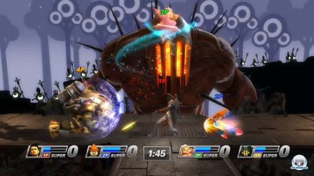 Screenshot - PlayStation All-Stars: Battle Royale (PlayStation3) 92425257