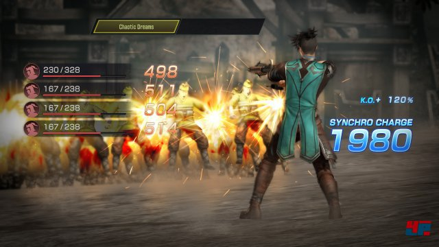 Screenshot - Dynasty Warriors: Godseekers (PS4) 92540123