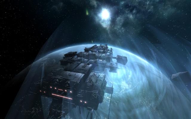 <b>X</b><br><br>Die X-Reihe gehört hier eigentlich gar nicht hin. »Wieso? Sie gehört doch zu den langlebigsten und ist noch dazu genau das, was Elite heute wäre!« Nun, das ist vollkommen richtig! Aber X hat ein Problem: Es ist in etwa so tot wie das olle Star Trek. Damit gehört X zu den rar gesäten Ausnahmen, die das galaktische Massensterben überlebt haben. Zu Recht! Denn Händlern, Piraten und auch Abenteurern bieten sich in den Weiten des ausgesprochen stimmungsvollen X-Universums schier unendliche Möglichkeiten. Bitte weitermachen! 2059438