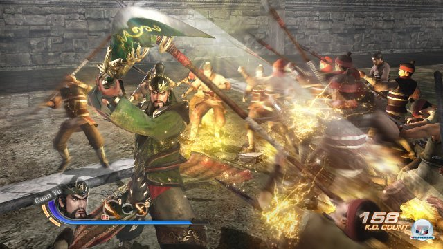Screenshot - Dynasty Warriors 7: Xtreme Legends (PlayStation3) 2286672