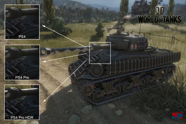 Screenshot - World of Tanks (PS4)