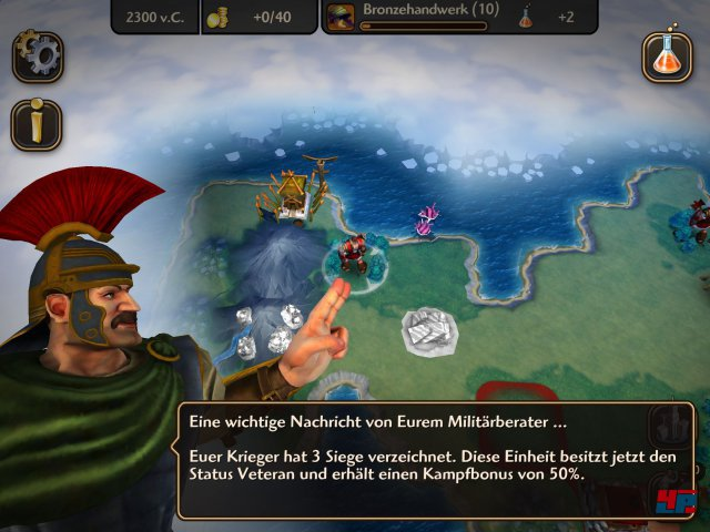 Screenshot - Civilization Revolution 2 (iPad) 92486662