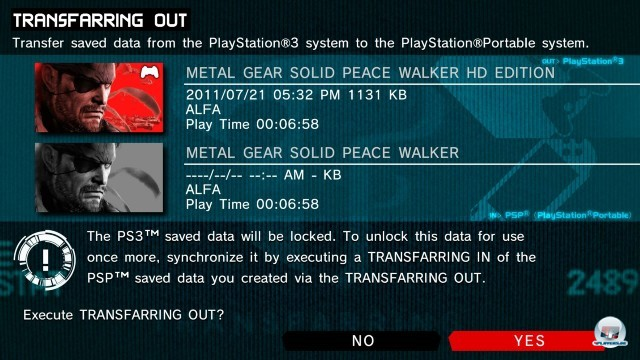 Screenshot - Metal Gear Solid: HD Collection (PlayStation3) 2251467
