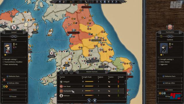 Screenshot - Total War Saga: Thrones of Britannia (PC)
