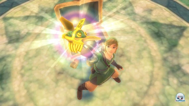 Screenshot - The Legend of Zelda: Skyward Sword (Wii) 2273717