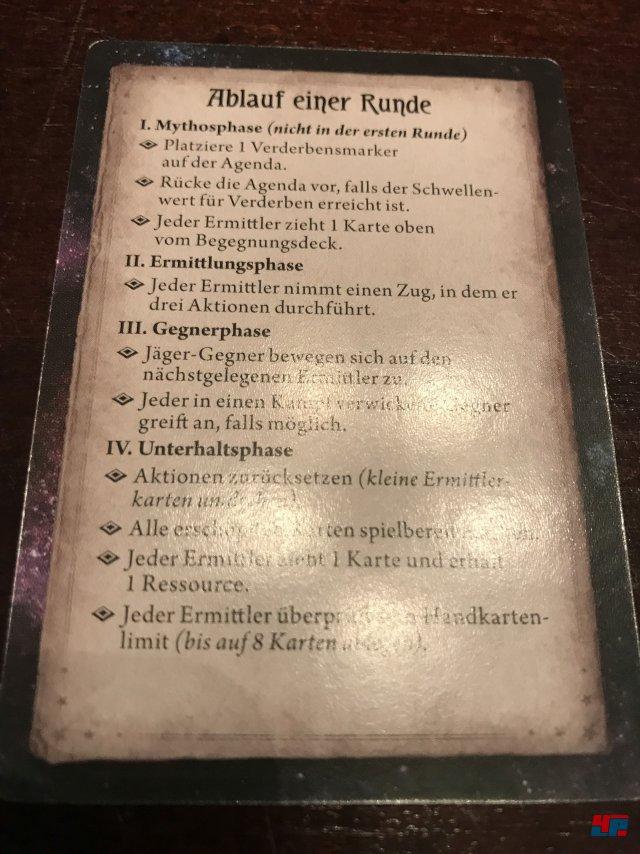 Screenshot - Arkham Horror: Das Kartenspiel (Spielkultur)