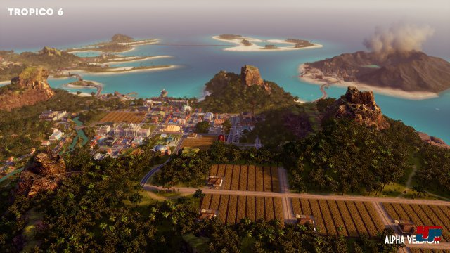 Screenshot - Tropico 6 (Linux)