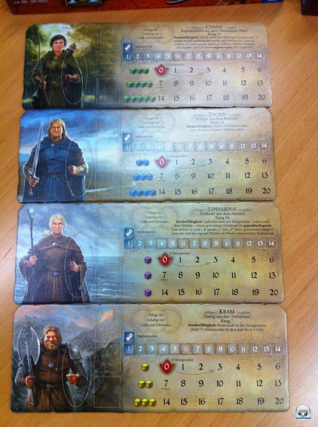 Screenshot - Die Legenden von Andor (Spielkultur)