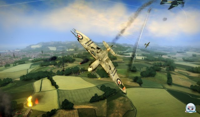 Screenshot - Combat Wings - The Great Battles of WWII (360) 2323382