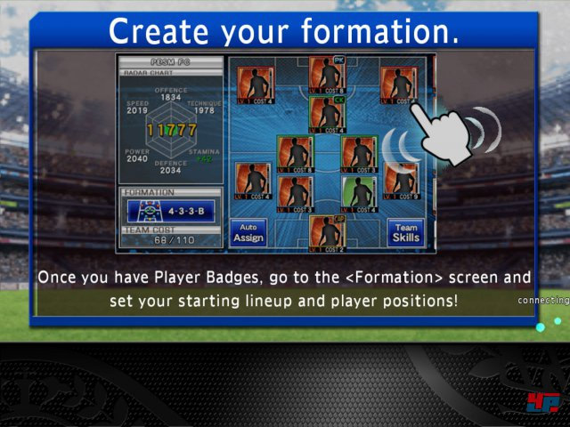 Screenshot - PES Manager (iPad)