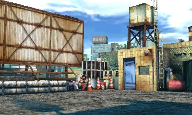Screenshot - Tekken 3D Prime Edition (3DS) 2281132